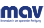 Logo mav - maschinen anlagen verfahren
