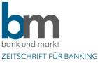 Logo bank und markt
