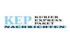Logo KEP-Nachrichten