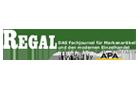 Logo REGAL - Das Fachjournal für Markenartikel und den modernen Einzelhandel