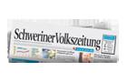 Logo Schweriner Volkszeitung