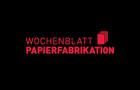 Logo Wochenblatt für Papierfabrikation - Fachzeitschrift für die Papier-, Pappen- und Zellstoffindustrie